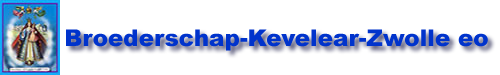 Bedevaart Kevelaer Zwolle e.o
