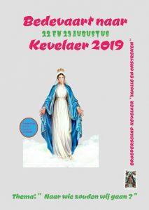 Bedevaart Kevelaer 2019